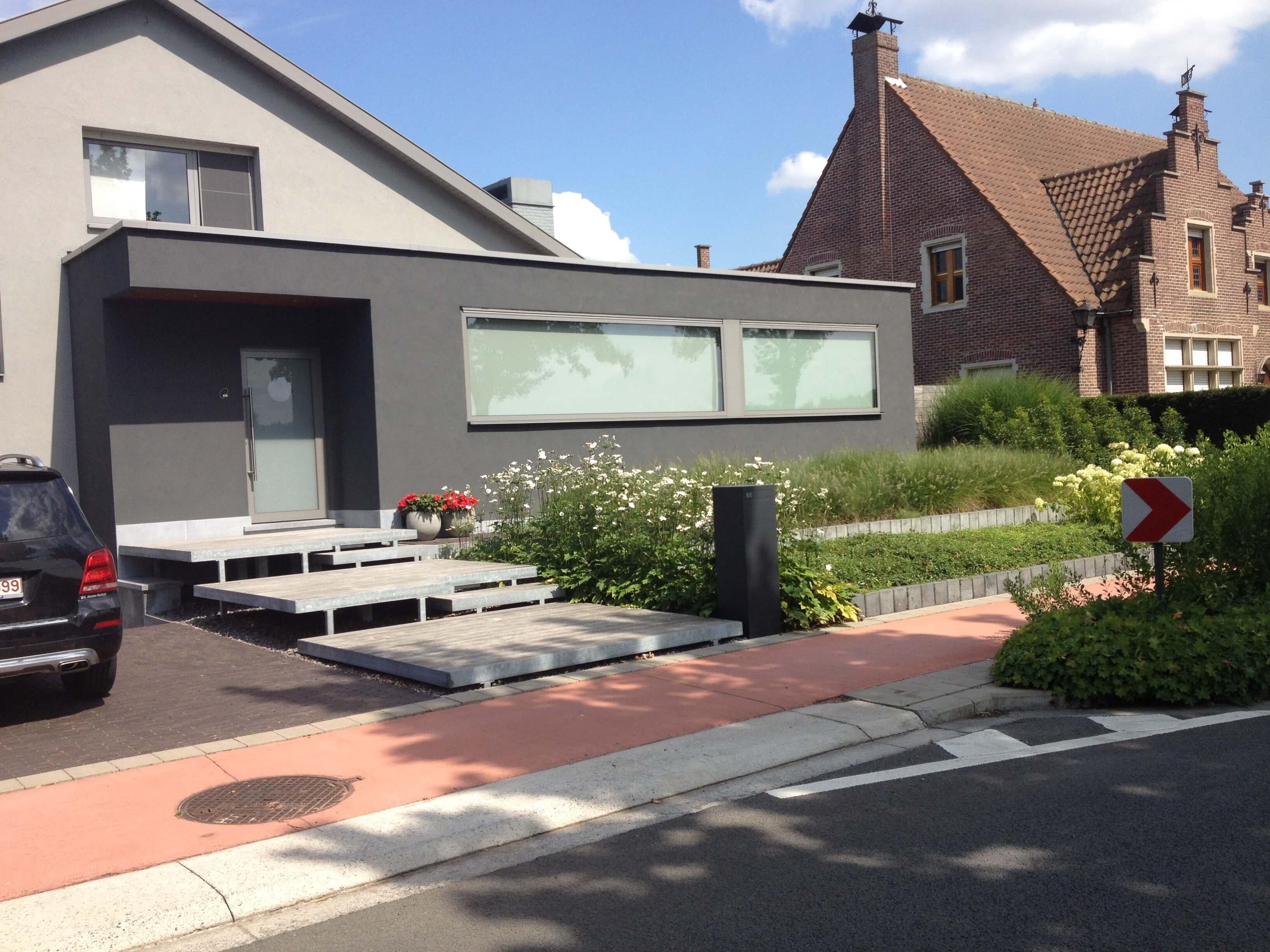 Tuinaanleg - Tuinprojecten - Wyckmans Wim Tuinarchitectuur bvba