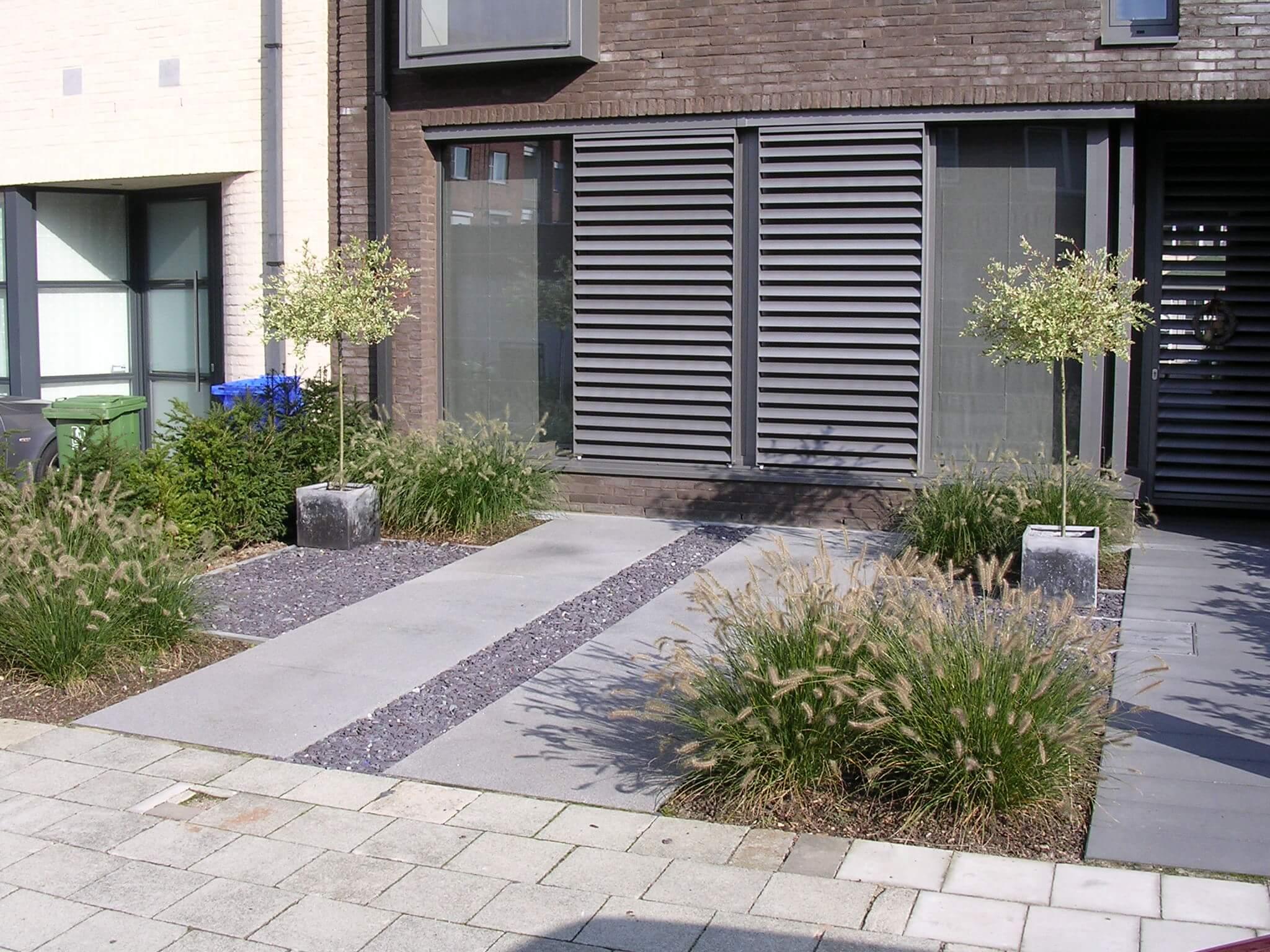 Tuinanleg - Verharding - Wyckmans Wim Tuinarchitectuur bvba